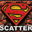 Scatter Superman