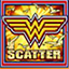 Scatter Wonder Woman