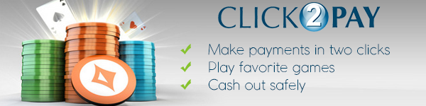 Deposit in online casinos and withdraw winnings via Click2Pay