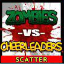 Scatter Zombies vs Cheerleaders