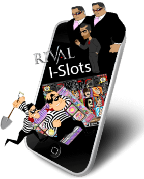 Play Rival online casino slots on mobile devices