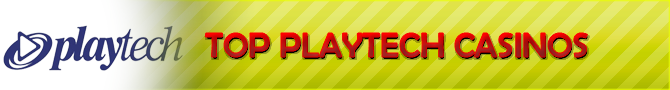 Top Playtech casino